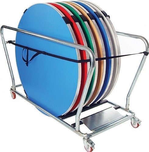 Gopak Round Table Trolley