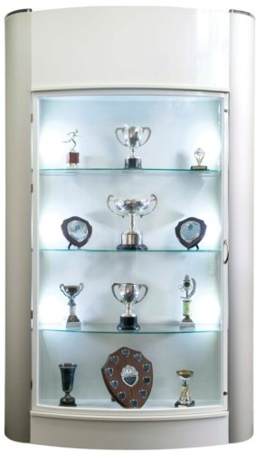 Floor Standing Trophy Showcases