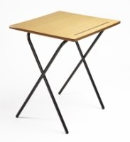 Titan 40 Premium Wooden Exam Desk & Trolley Bundle