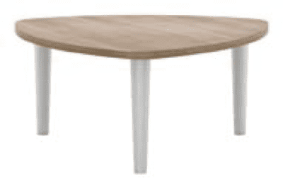 Elite -Triangular Coffee Table