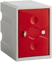 Probe Single Door Mini Ultra Box Plastic Locker