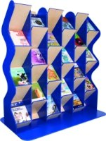 Spaceright Freestanding Book/Brochure Dispensers