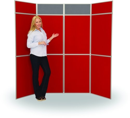 Spaceright 8 Panel Fold-Up Display Screens