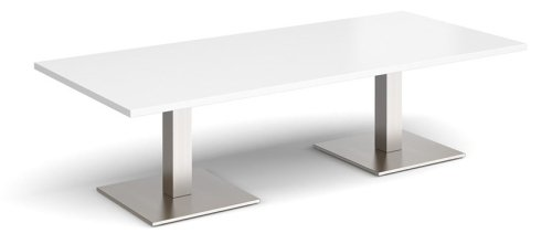 Dams Brescia Rectangular Coffee Table 1800mm