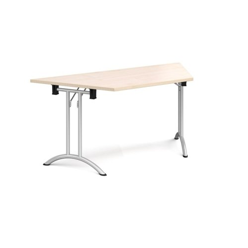 Dams Trapezoidal Folding Table