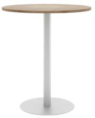Elite Circular Bar Table MFC Finish - 800mm