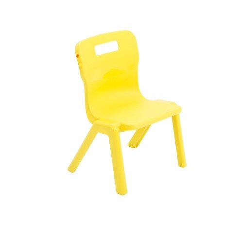Titan One Piece Classroom Chair Size 1 (3-4 Years)
