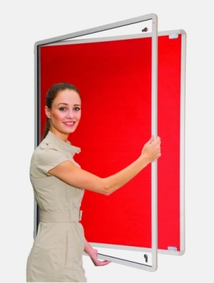 Decorative Tamperproof Noticeboards 1200 x 1200mm