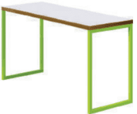 Axiom Poseur Small Block Table
