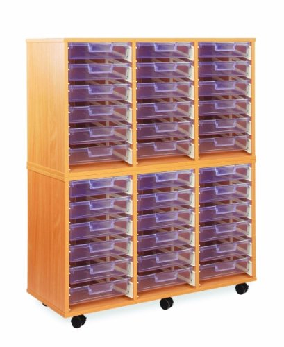 Monarch 36 Clear Shallow Tray Unit