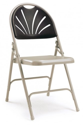 Principal 2600 Comfort Back Steel Folding Chair Pack of 4