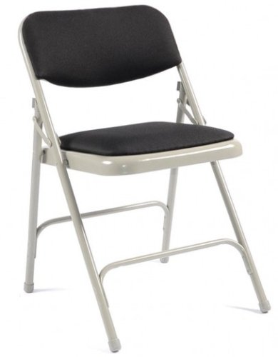 Principal 2700 Classic Steel Folding Chair Fully Upholstered