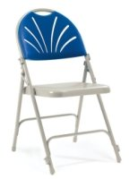 Principal 2600 Linking Back Folding Chair Pack of 4