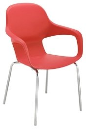 Ariel II Chrome 4 Leg Chair