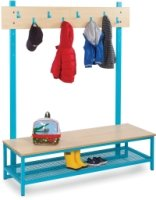 Monarch Cloakroom Bottom with Boot Rack