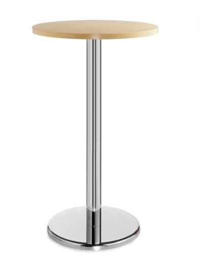 Dams Pisa Round Poseur Table With Round Base 800mm Diameter