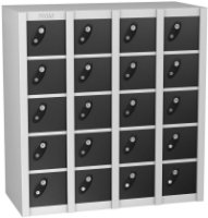 Probe MiniBox 20 Door Stackable Lockers - 940 x 900 x 380mm