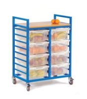 Monarch Fruit Trolley