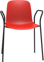 Origin FLUX 4 Leg Classroom Chair with Arms