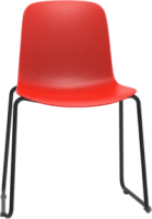 Origin FLUX Sled Classroom Chair