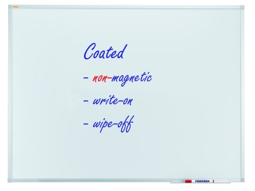 Gentoo Non-Magnetic Whiteboard - 900mm x 600mm