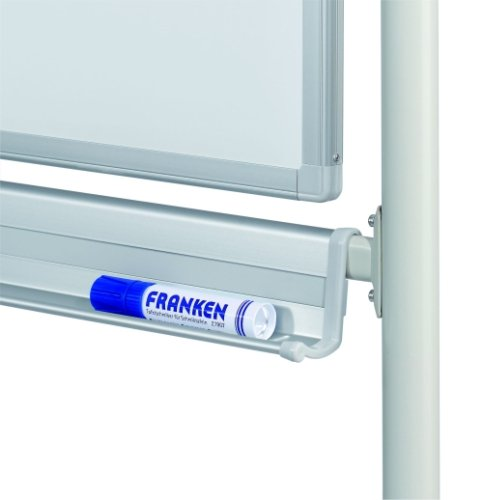 Gentoo Mobile Revolving Magnetic Whiteboard - 1800 x 1200mm