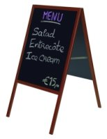 Gentoo Valueline A-Board Blackboard