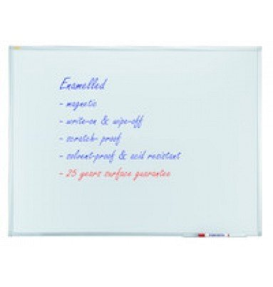 Gentoo Enamel Whiteboard - 2400mm x 1200mm