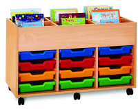 Pop 12 Shallow Tray Kinderbox Unit