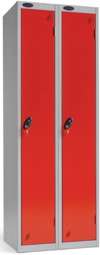 Probe Single Door Nest of 2 Steel Locker - 1780 x 610 x 305mm