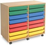 16 Tray A3 Paper Storage Unit