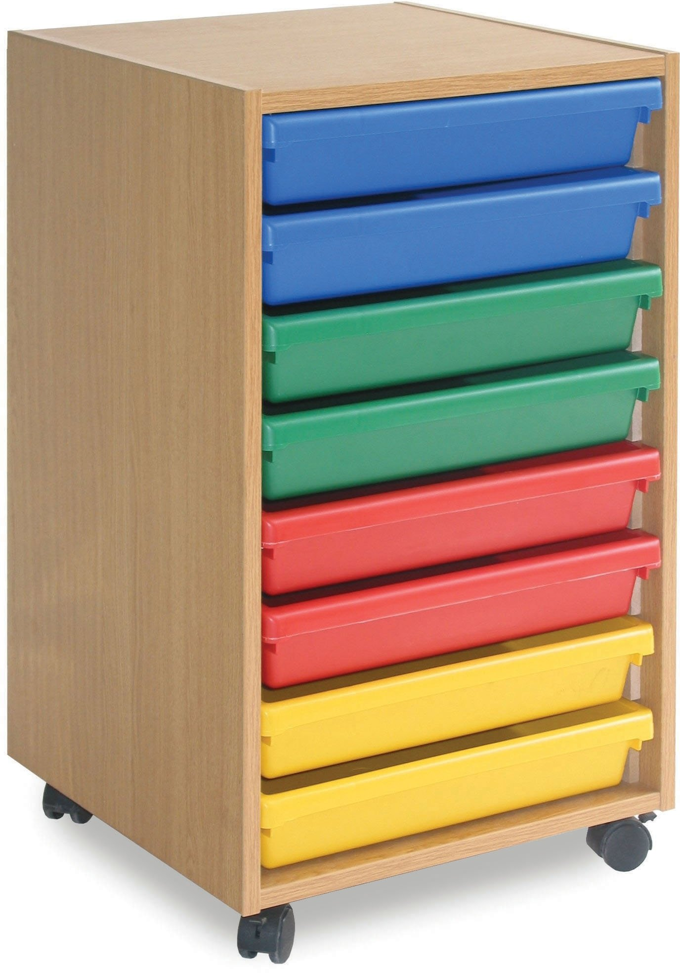 & Art Storage 8 Tray A3 Paper Storage Unit