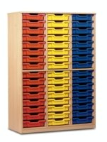 Monarch 48 Shallow Tray Storage Cupboard