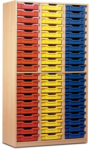 Monarch 60 Shallow Tray Storage Cupboard
