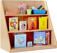 Monarch Library Unit With 3 Fixed Straight Shelves