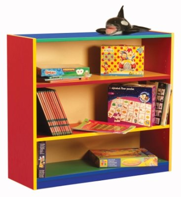 Bookcases with 2 Adjustable Shelves
