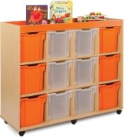 Monarch 12 Jumbo Tray Unit