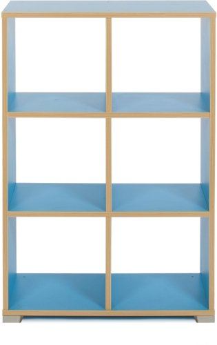 Monarch 6 Cube Room Divider (Vertical)
