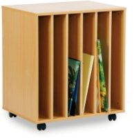 Monarch 6 Slot Big Book Holder