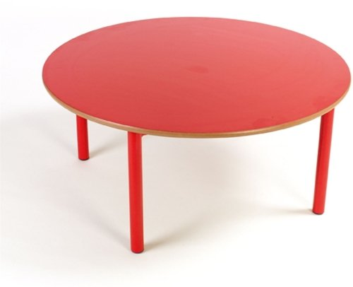 Metalliform Premium Nursery Circular Table MDF