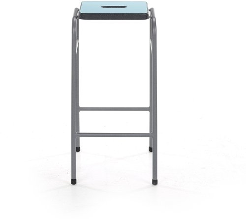 Metalliform 25 Series Stool Size 5 Beech Laminate Top (Seat Height 670mm)