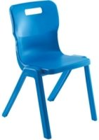 Titan One Piece Classroom Chair Size 6 (14+ Years)