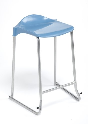 Metalliform WSM Skid Stool Size 4 (Seat Height 610mm)