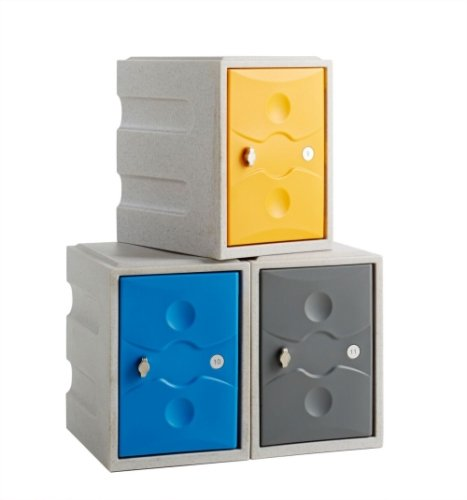 Probe Single Door Mini Ultra Box Plus Plastic Locker