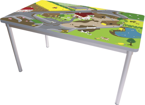 Gopak Fixed Leg Activity Table