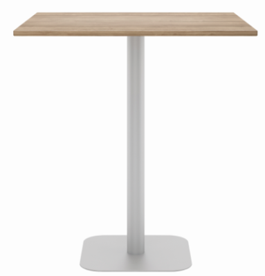 Elite Square Top Bar Table