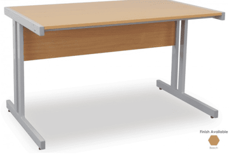 Monarch Medium Desk Width 1400mm