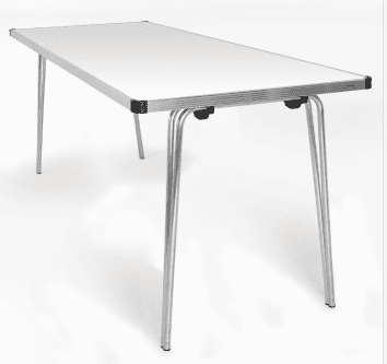 Gopak Contour 25 Plus Folding Table W1830 x D760mm