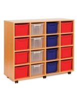 Monarch 16 Deep Strata Tray Unit