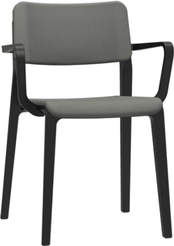 Origin MOJO Fully Upholstered Classroom Chair with Armrests